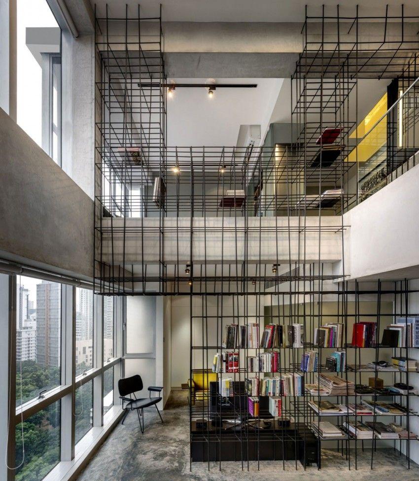 Monoform living by produce workshop shelves interior for Interior design workshop