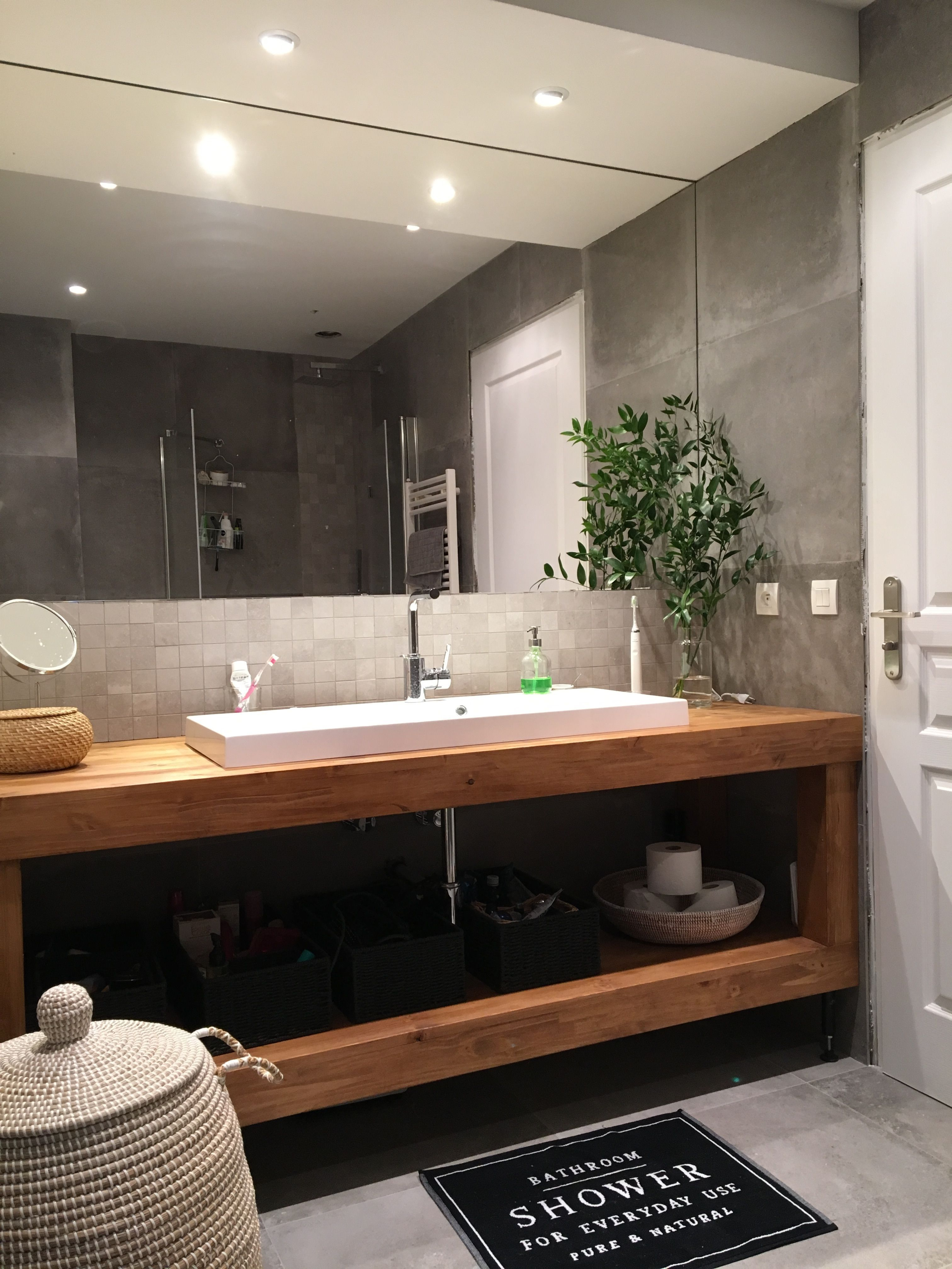 Spa Bathroom Decor Zen Grey Bathrooms Bathroom Interior Design Bathroom Interior