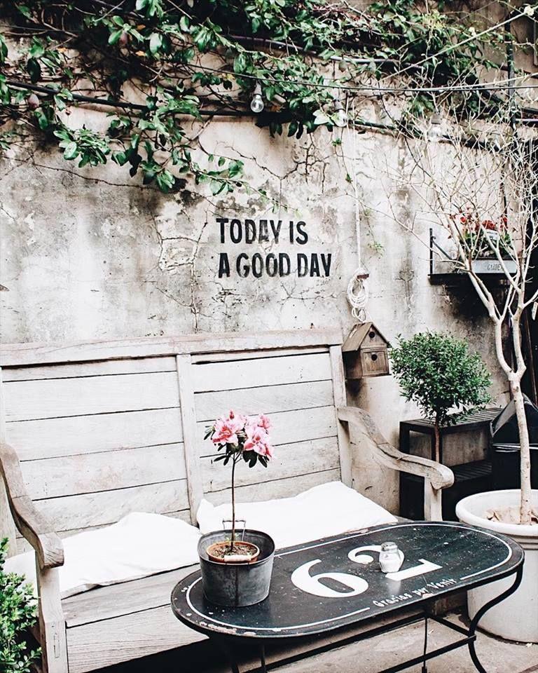 Wandbemalung Im Garten Wär Doch Auch Eine Idee | Garden
