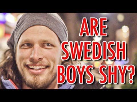 Are Swedish Boys Shy Part 1 3 Swedish Men Dating Men Learn Swedish