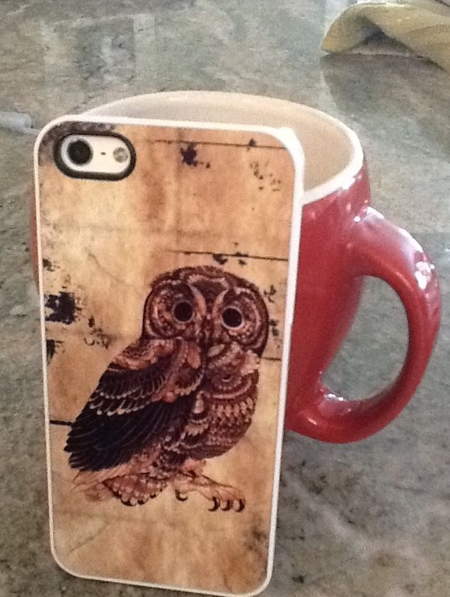 iPhone 5 case. Case o Rama @etsy.com