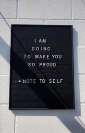 Photo of Note to self