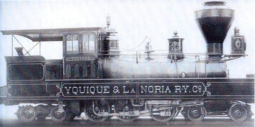 Los Hermanos Montero y Los Ferrocarriles de Tarapacá