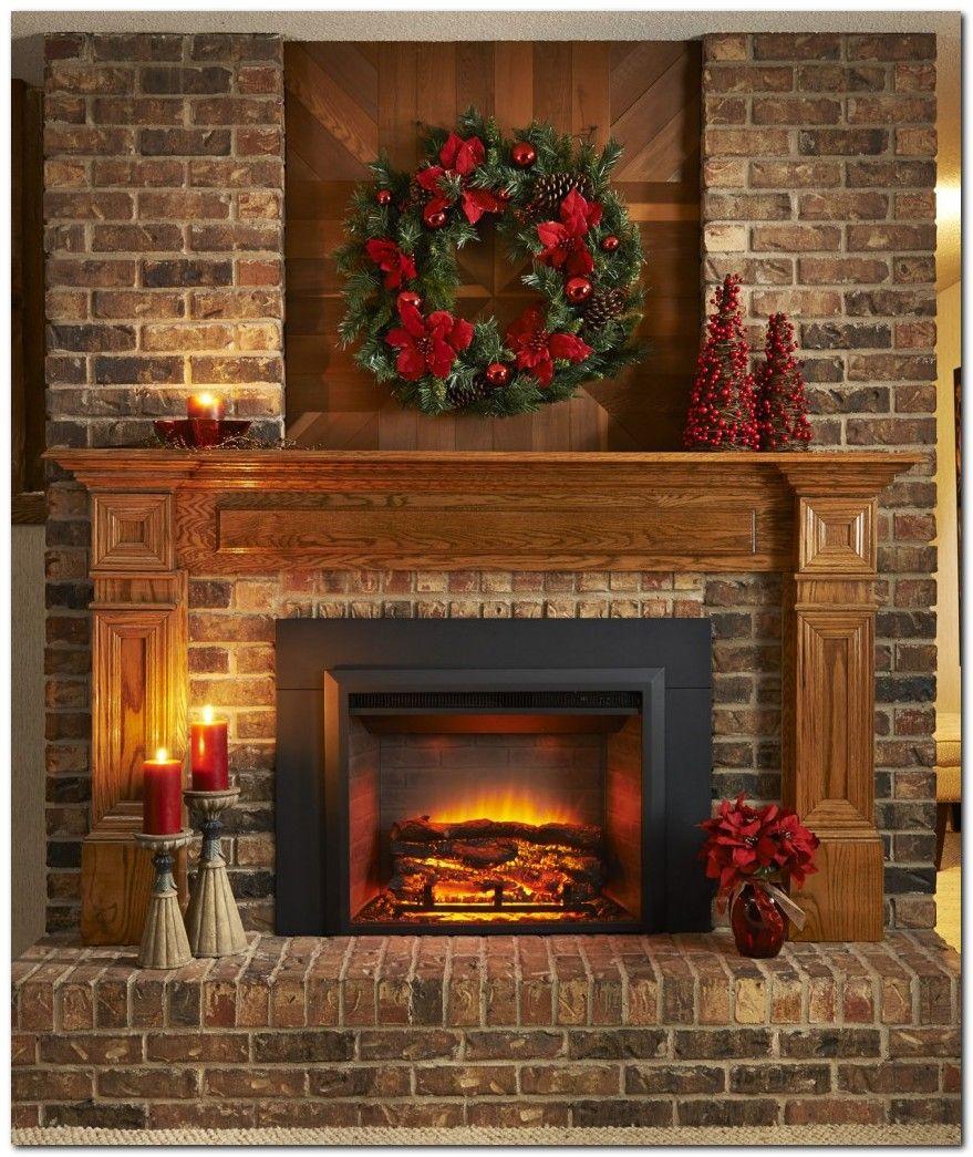 80 Classic Brick Fireplace Ideas Fireplace Remodel Brick