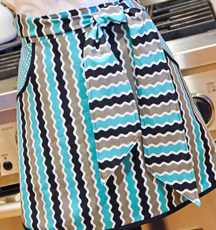 gratis patroon van schort | naaien - schorten, pannenlappen e.d. ...