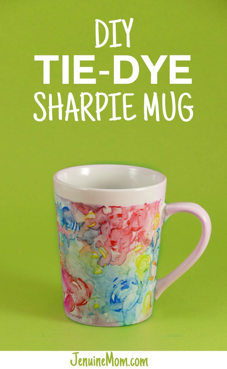 Diy Sharpie Mugs For Easy Personalized Gifts Best Of