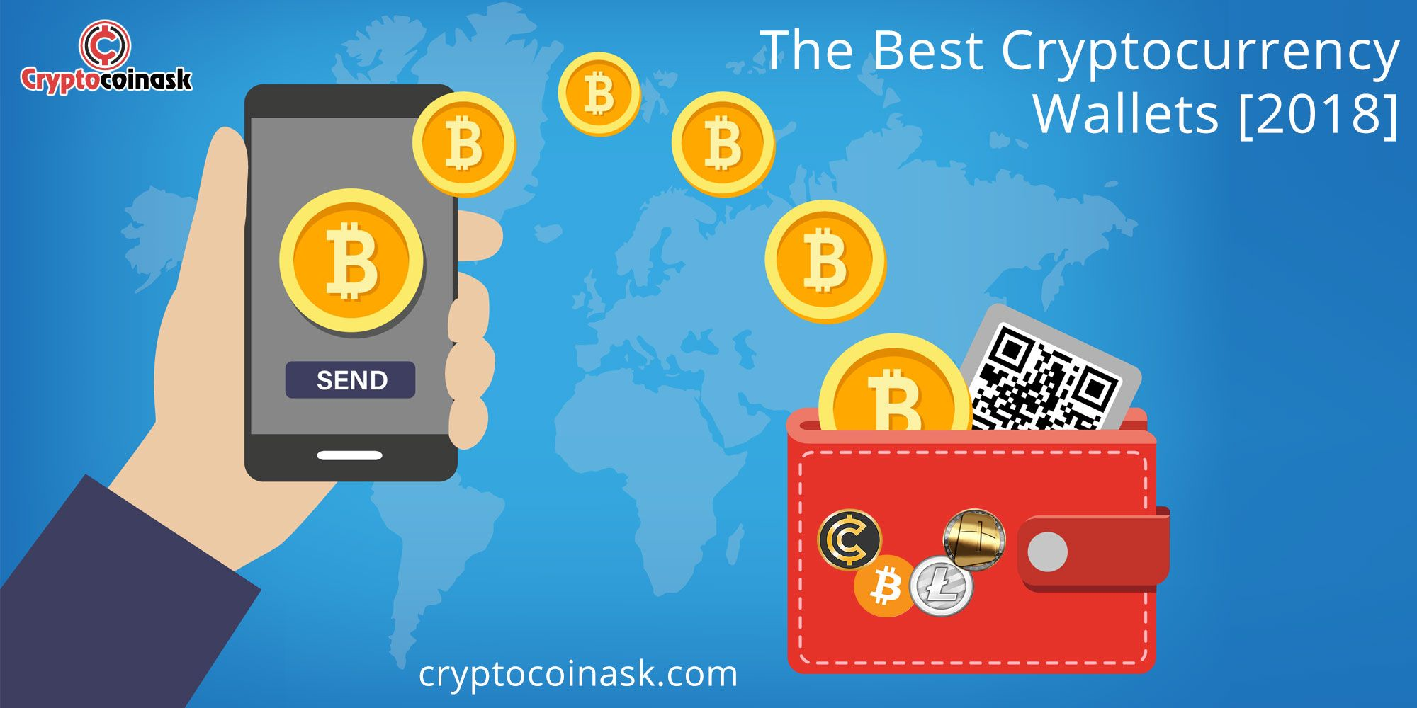 online wallets for cryptocurrencies