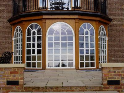 Marlin Windows can produce curved aluminium windows and doors using the latest computer controlled section bending & Marlin Windows can produce curved aluminium windows and doors using ...