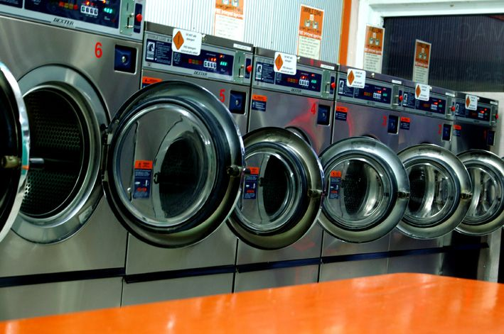 Dexter Laundry Machines Save Time And Money They Use