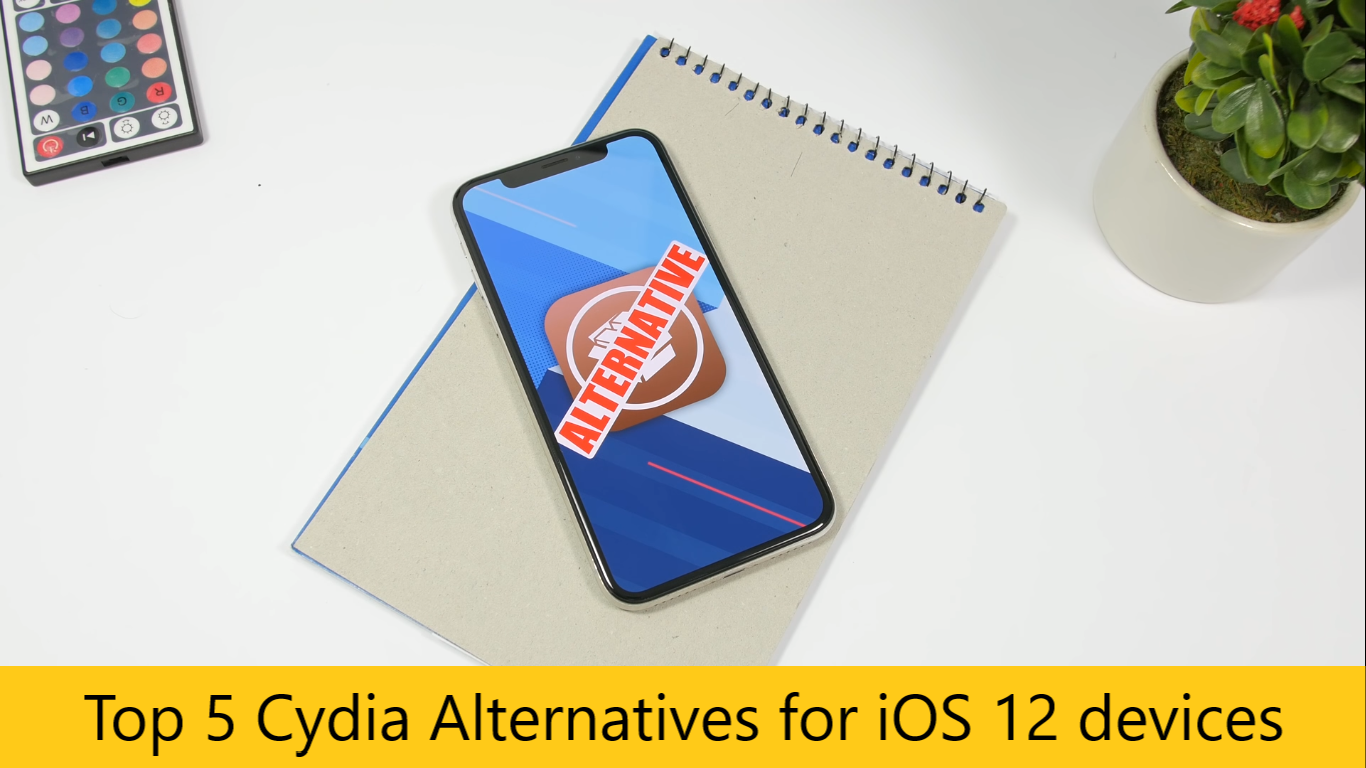 Top 5 Cydia alternatives for iOS 12 devices that you can download