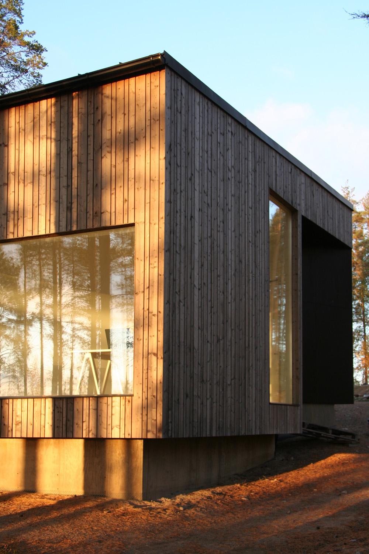 Gallery of House Vihavainen / Mika Huhtala & Kari Pöykkö / Architecture Office Kanttia 2 - 9
