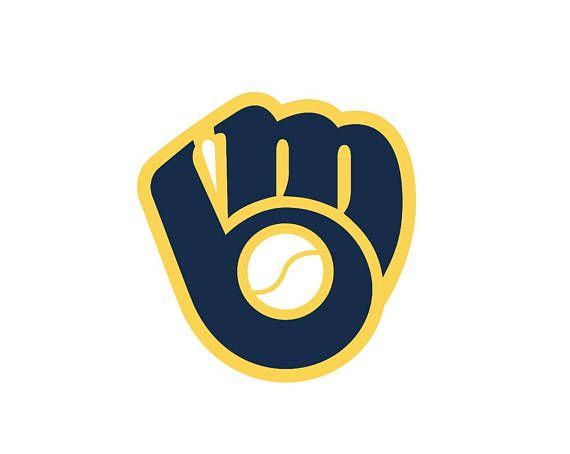Pin By Lynn Jolin On Sports Logos Milwaukee Brewers