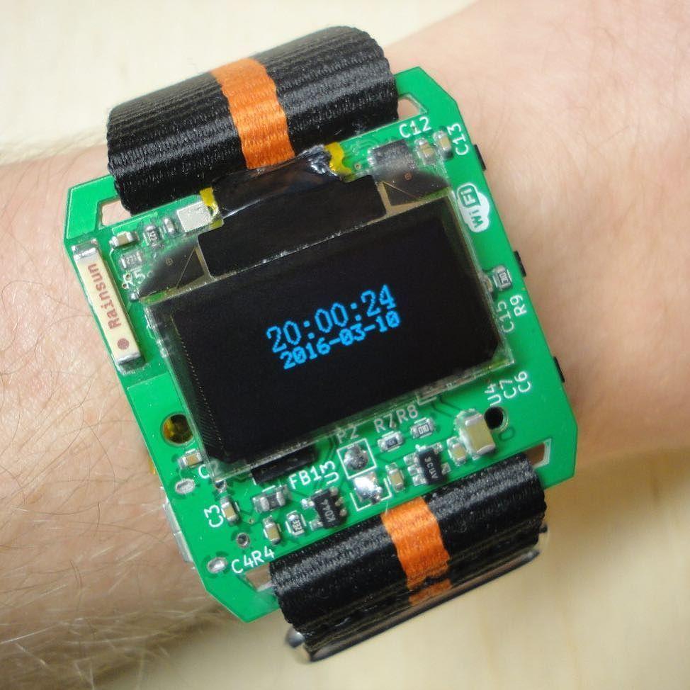Pin by Galigio Galigio on Linux | Smart watch, Tips, Arduino projects