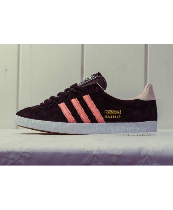 Adidas Gazelle OG Black Pink Trainer