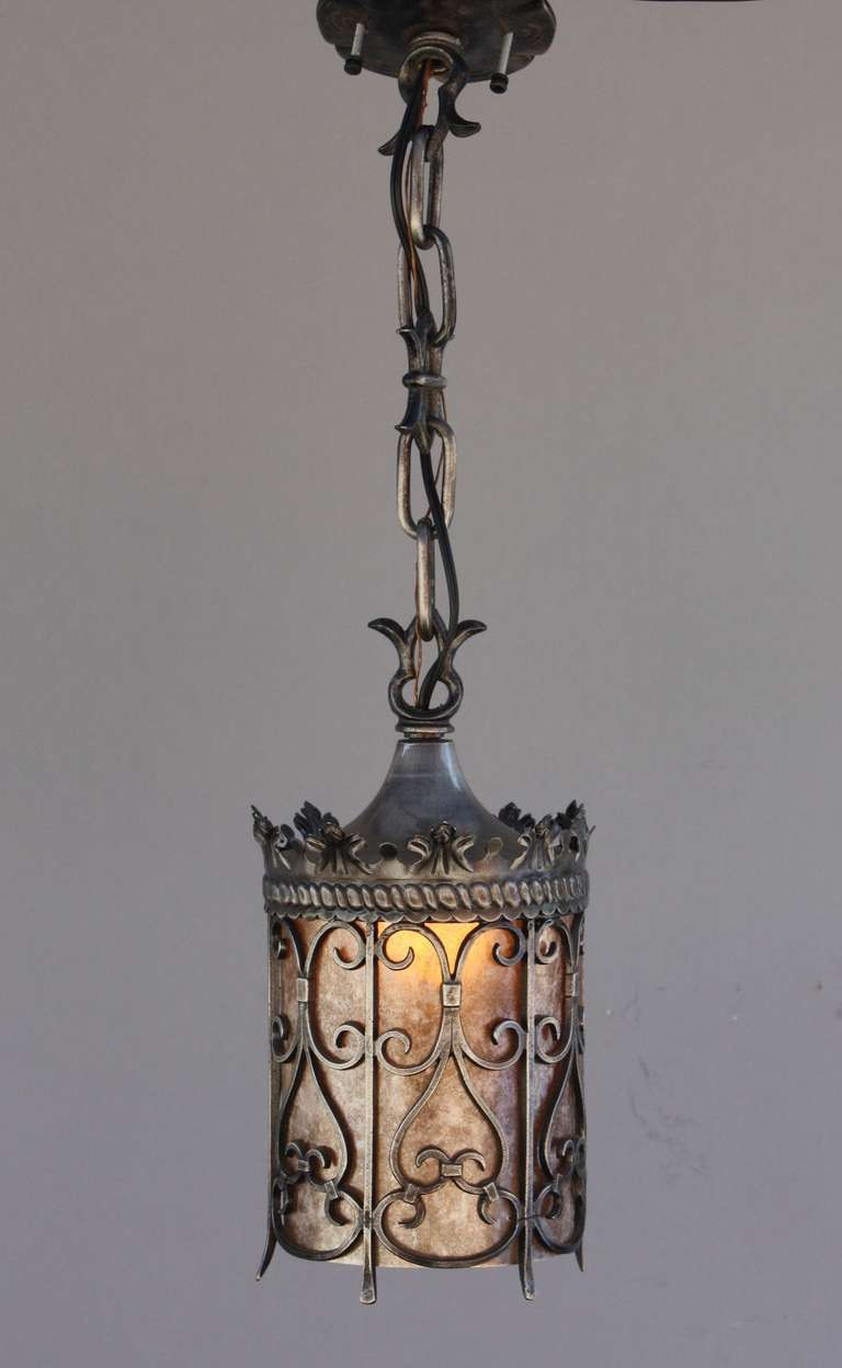 1920s spanish revival pendant spanish revival chandeliers and 1920s spanish revival pendant 1stdibs arubaitofo Gallery