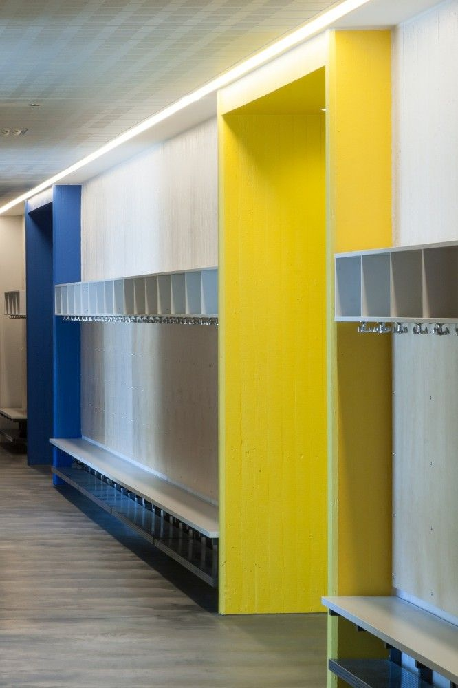 Gallery of niemenranta elementary school alt architects - Architecture and interior design schools ...