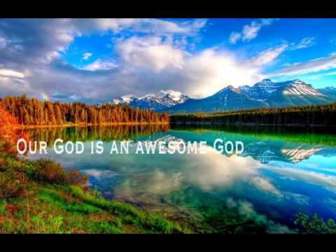 Awesome God As Recorded By Rich Mullins With Lyrics Scenery