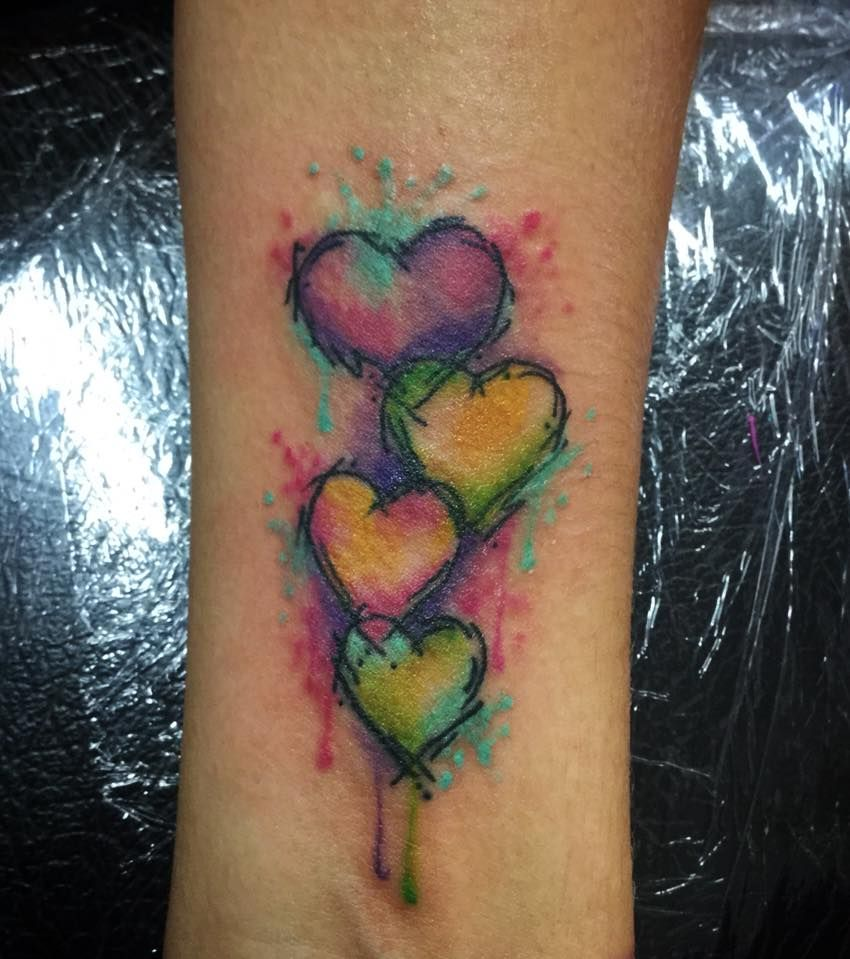 This tattoo was done today at out local tattoo shop in Esperance.....just love it and would love to get it on my arm :) :)