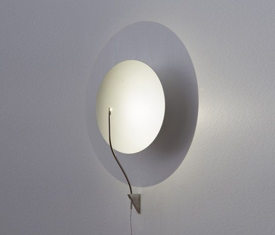 General Lighting Wall Mounted Lights Full Moon Parete Mod A Check It Out On Architonic Wall Mounted Light Wall Lighting Design Lighting