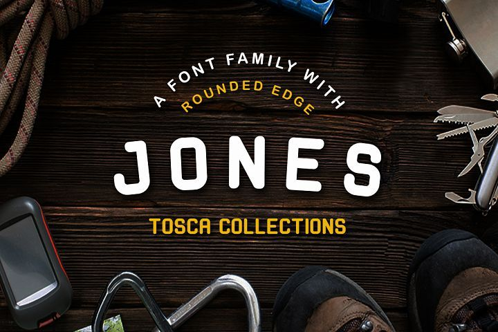 Download Jones Font (15616) | Regular | Font Bundles | Best script ...