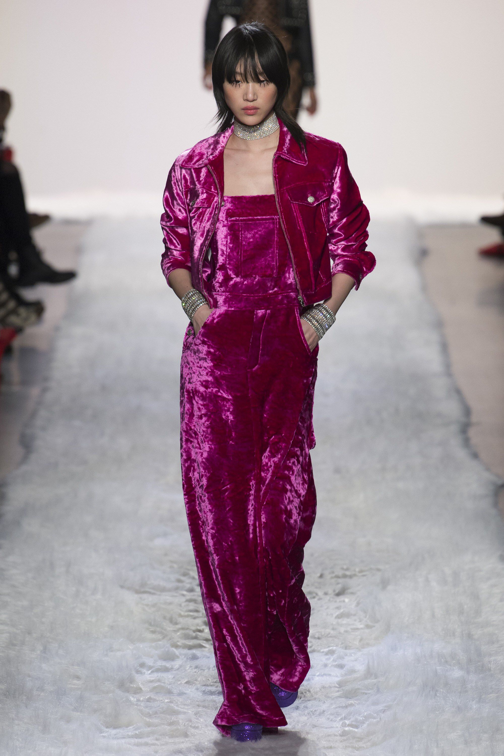 Image result for velvet trend fall 2017
