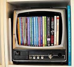 Resultado imagem para reaproveitando Televisão velha