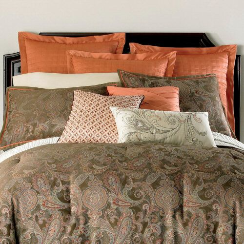 Cindy Crawford Home Decor: JCPenney Cindy Crawford Coral Fusion-now Discontinued