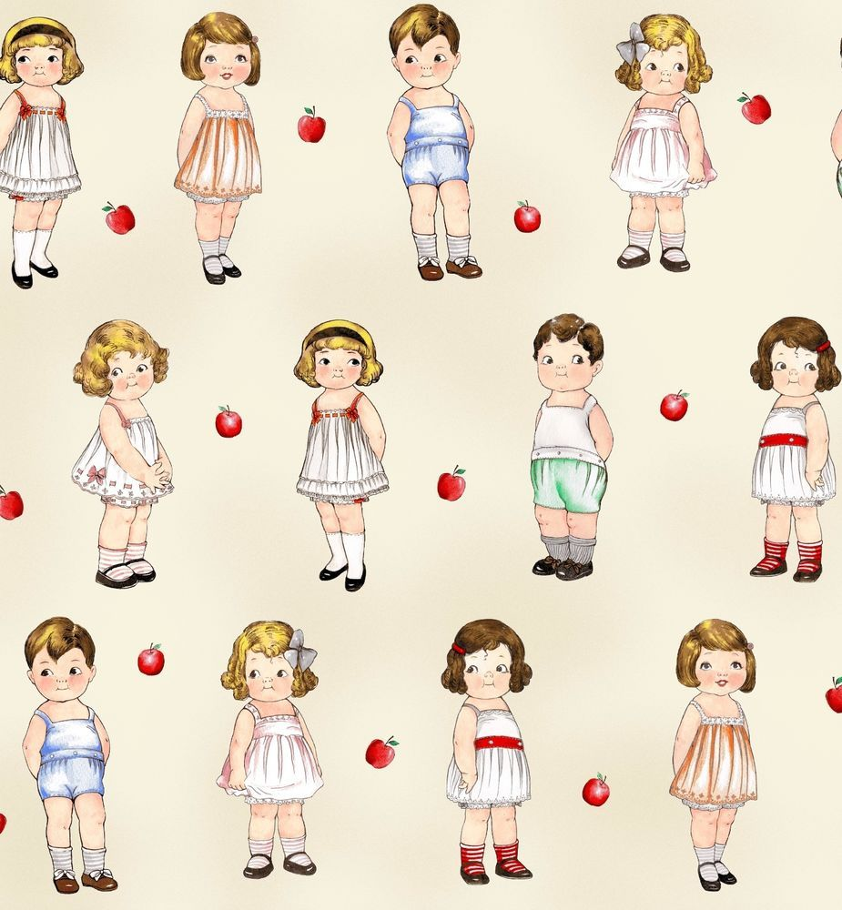 Make it KIT 4 fabric Paper Dolls SCHOOL | no-sew EASY project Phoomph craft GIFT #SiblingArtsStudio