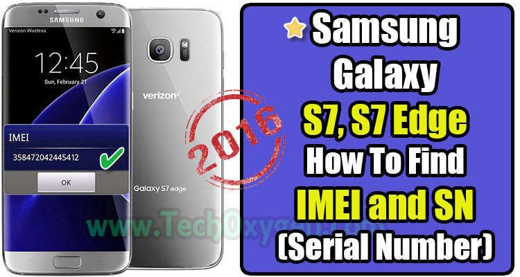 How to Check S/N (Serial Number) and IMEI on Samsung Galaxy