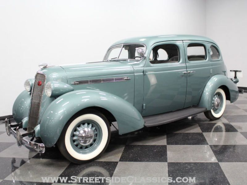 1936 Studebaker Dictator for sale - Charlotte, NC | OldCarOnline.com Classifieds