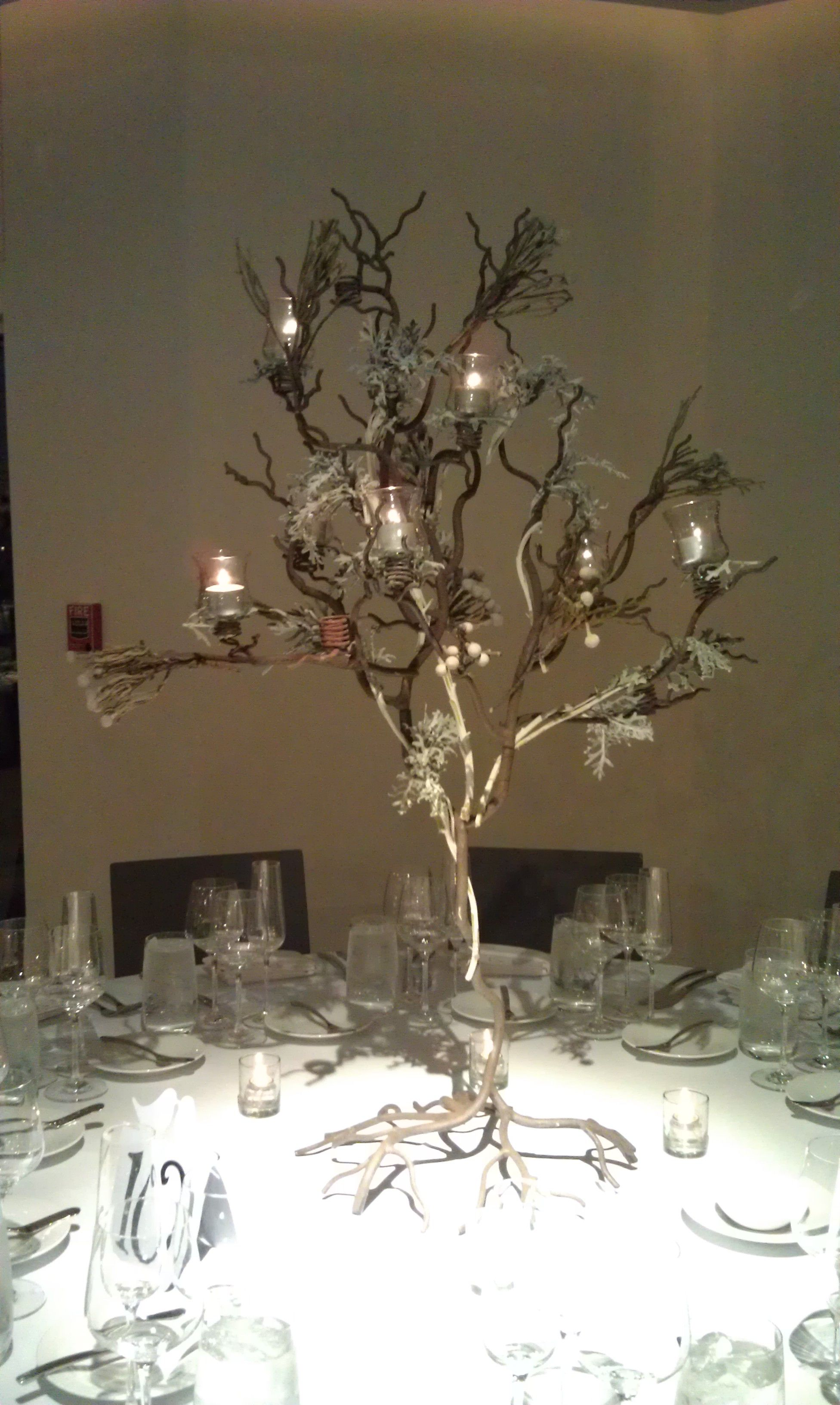 Terrific Wedding Centerpieces With Candles And Branches Cheap Download Free Architecture Designs Sospemadebymaigaardcom