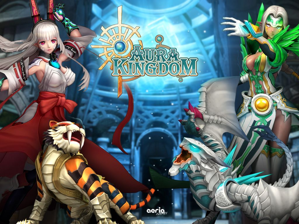Aura Kingdom is a free Anime MMORPG. Here you will find