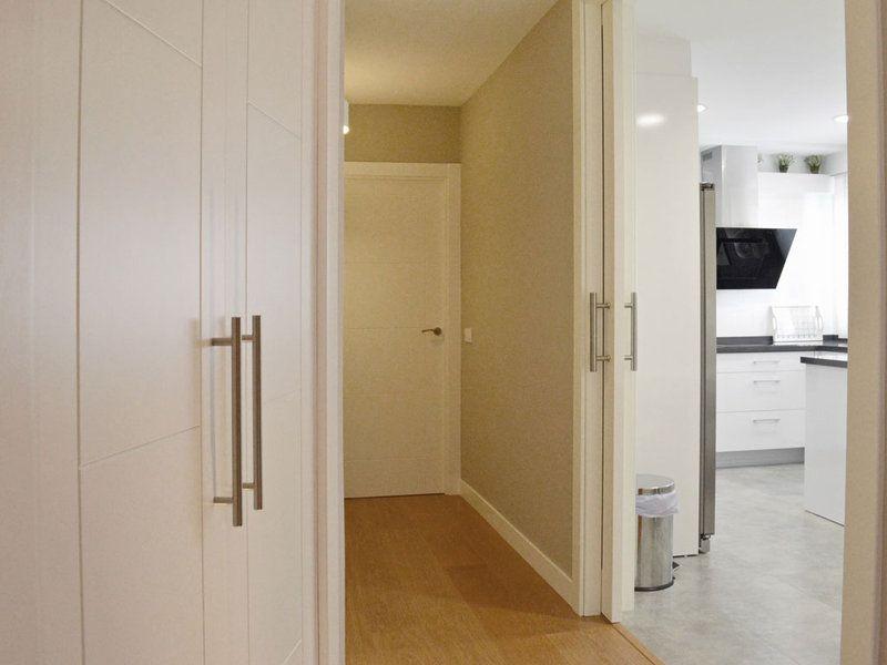 El mayor problema de la vivienda: un largo pasillo
