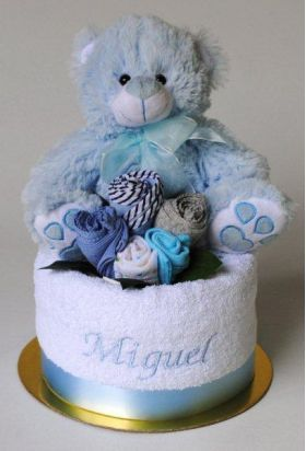 Personalised embroidered boy bear nappy cake 1l pinterest nappy embroidered nappy cakes embroidered baby gifts personalised baby gifts personalised gifts for baby personalised baby gifts australia negle Gallery