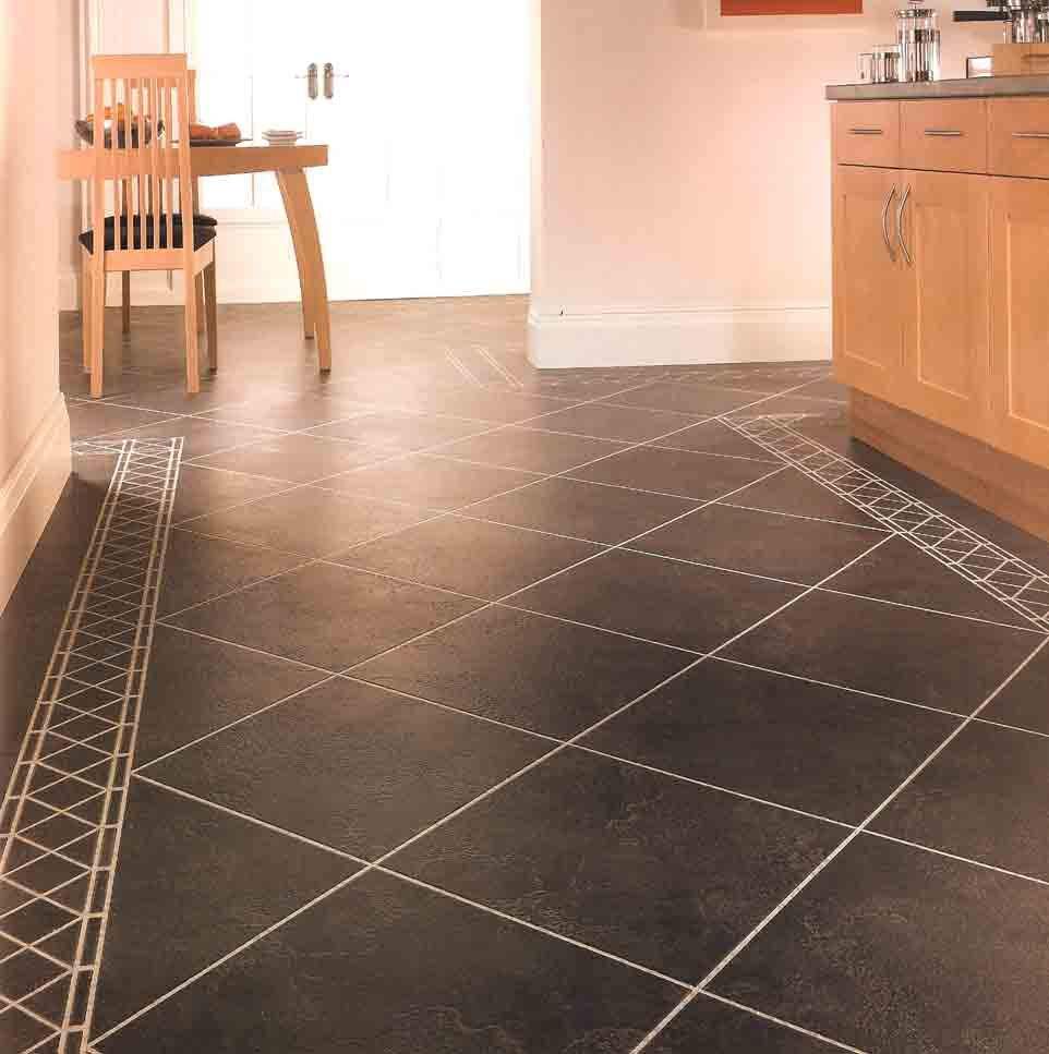 Tile Flooring Ideas Cool Vinyl Tile Flooring Vinyl Floors