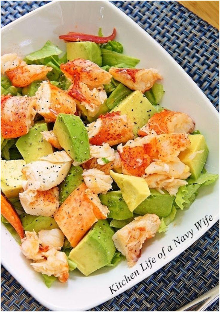 recipe: healthy seafood salad [20]