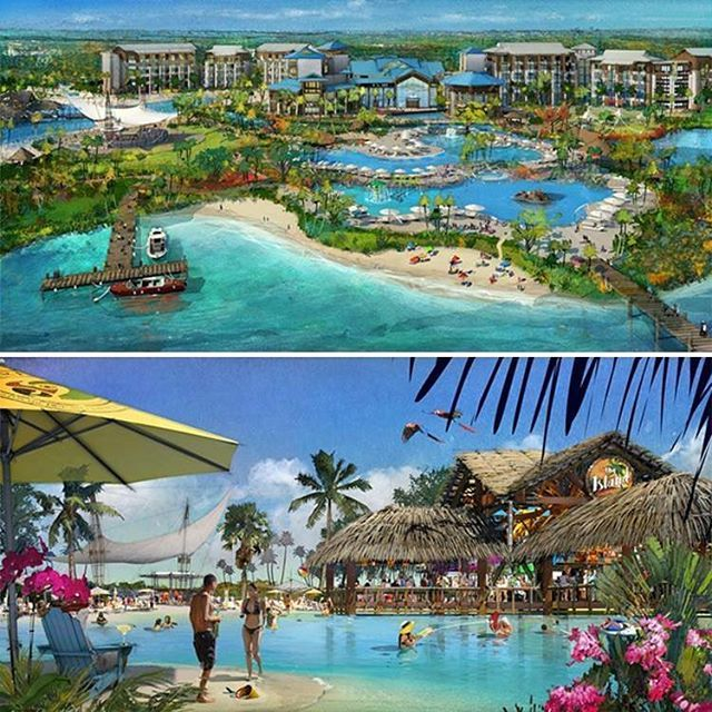 Take a look at the renderings for Kissimmee's Margaritaville