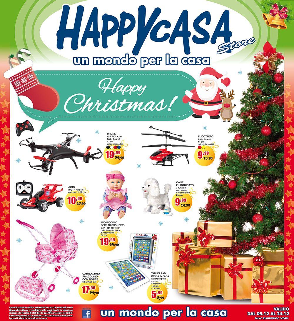Volantino Happy Casa Store Idées Pour La Maison