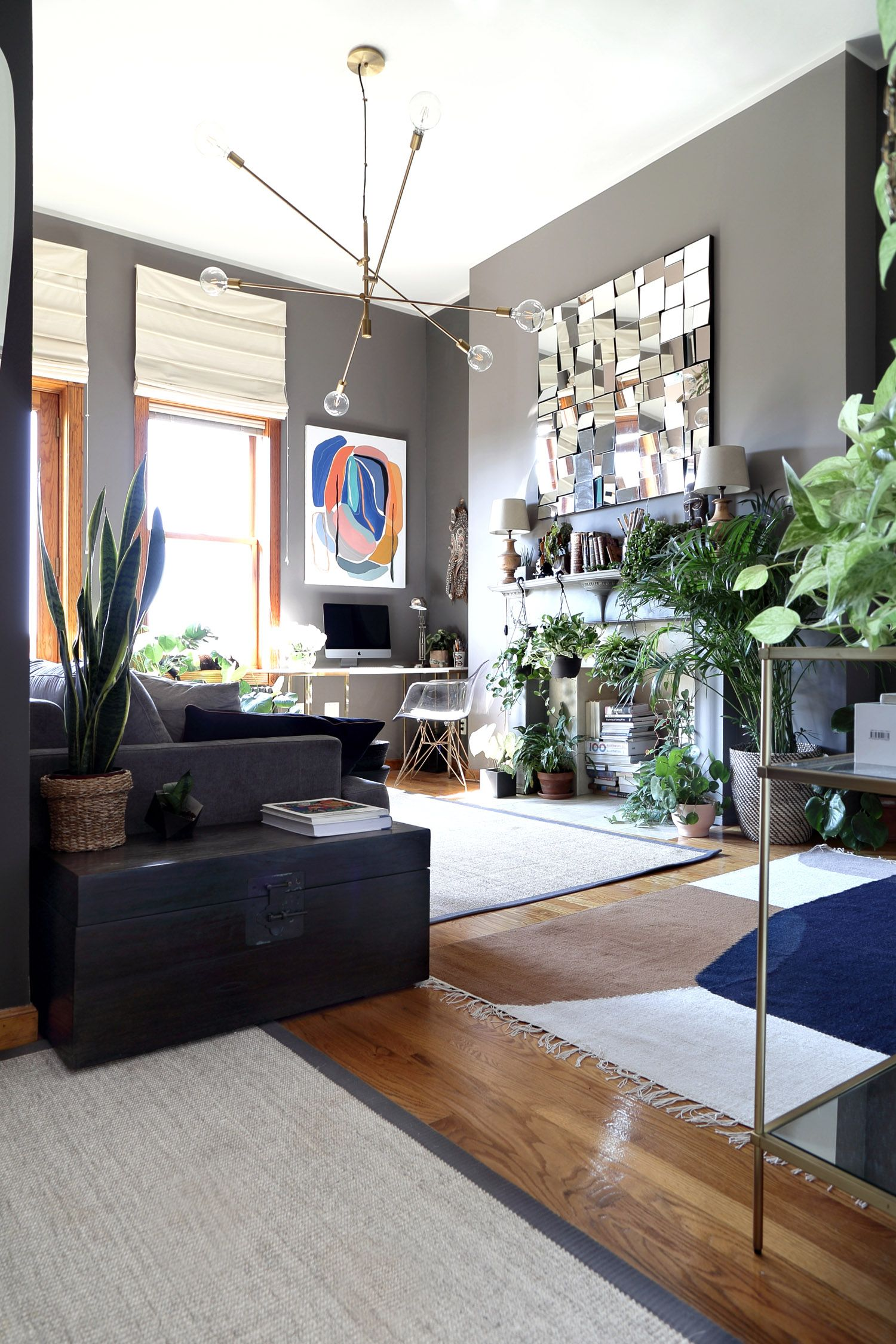 A Couple Maximizes Space In An Upper West Side Brownstone Front
