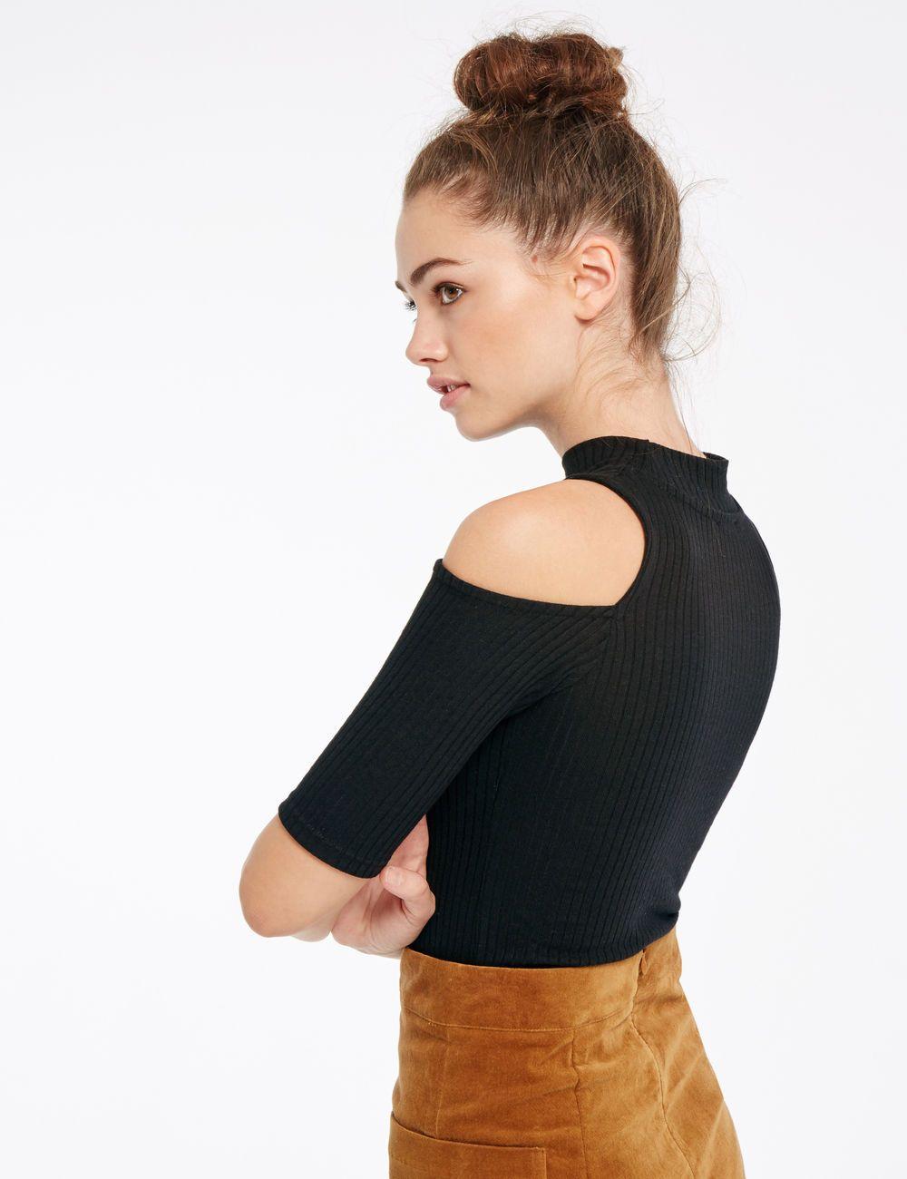 Assez Body épaules ajourées noir femme • Jennyfer | Wish list  JD34