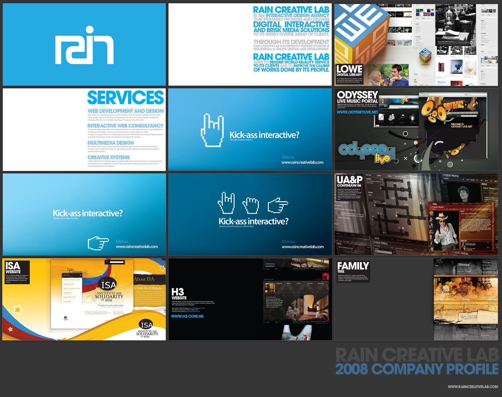 Kumpulan contoh pany profile untuk jasa desain serta pesan pembuatan desain profil perusahaan silakan hubungi