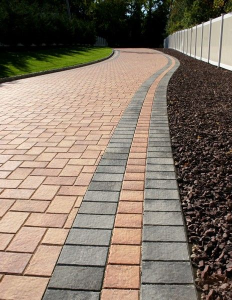 Ideas For Your Home In Nicolock Pavers Inspiration Gallery Bahce Fikirleri Bahce Tuglalar