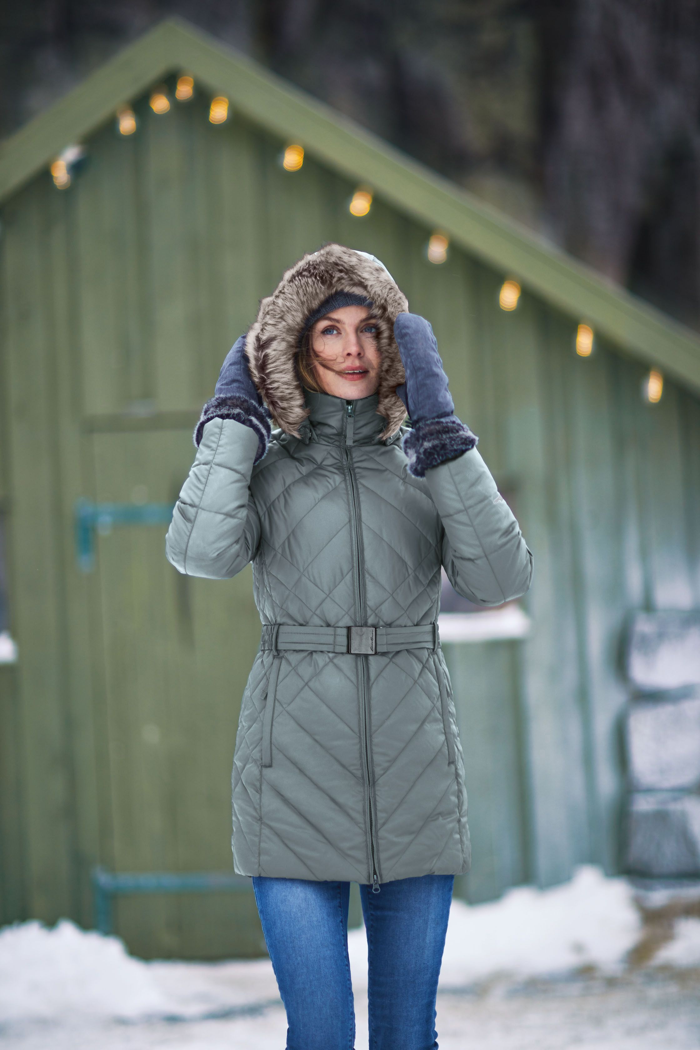 89259f1f2 The newest edition of one of our most popular parkas, the Slope Side 2.0  offers