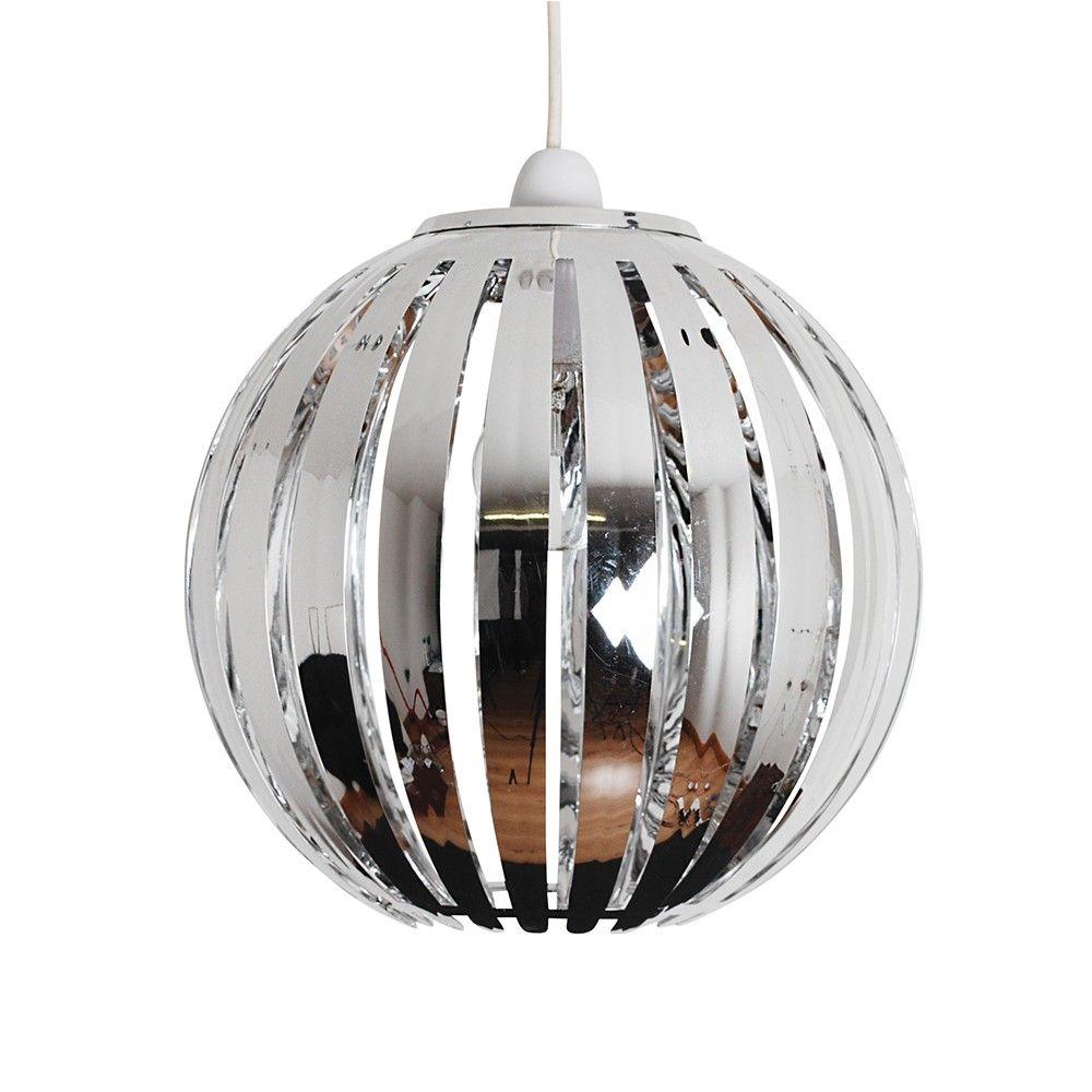 Servlite leo ceiling pendant light shade polished chrome ceiling servlite leo ceiling pendant light shade polished chrome aloadofball Images