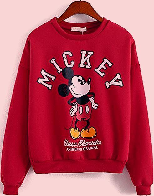 Photo of Mickey Mouse Sweatshirt EM5D