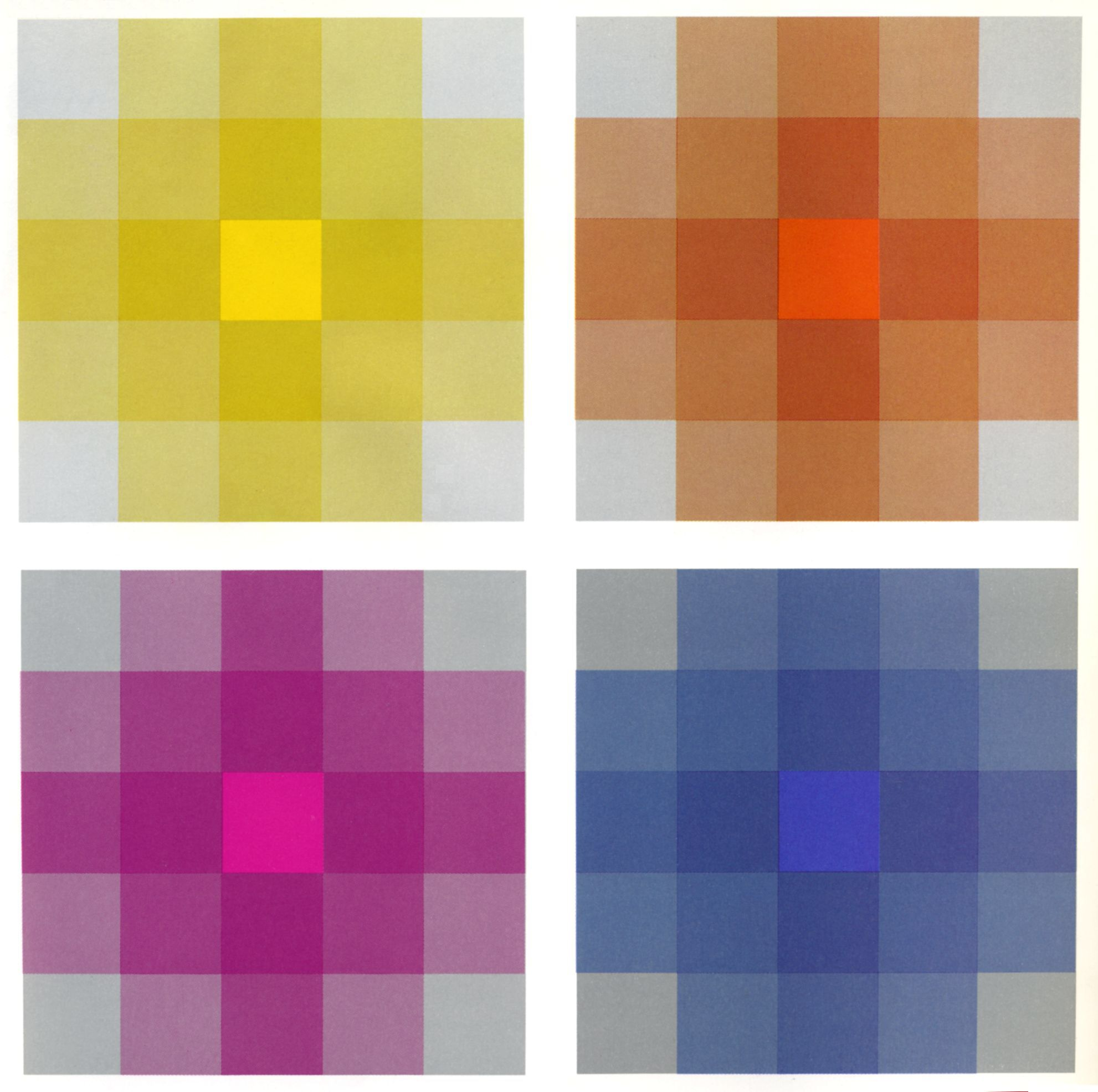 Kwaliteitscontrast | Kleur en Contrast | Pinterest