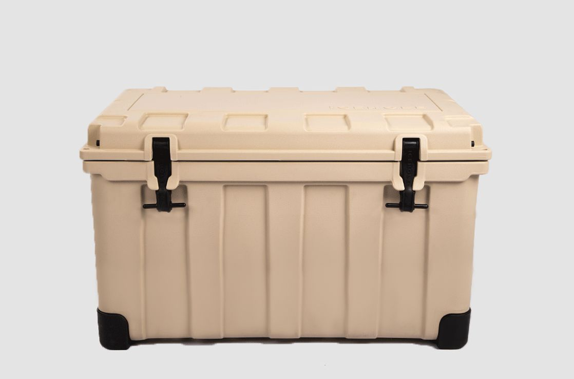 Icehole M1 Abrams Outdoor Storage Box Storage Basecamp