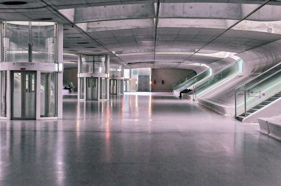 estação do oriente (Lisboa) by ivan capelo, via 500px