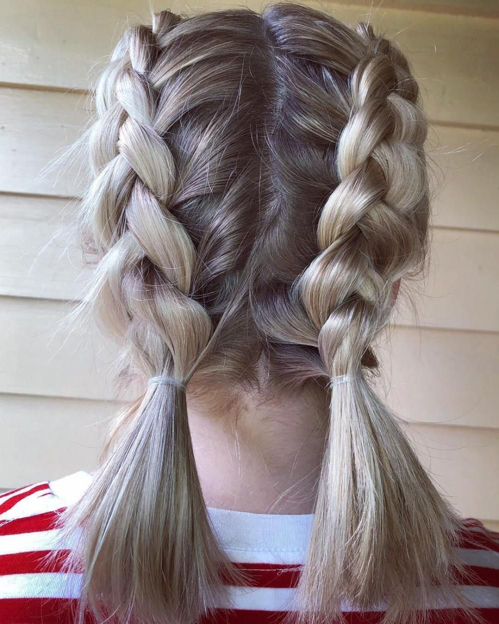 20 Trendy Back to School Hairstyles #backtoschoolhairstyles