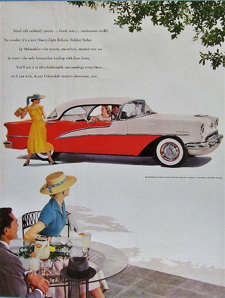 Pin by carl king on pontiacoldsmobilebuick vintage ads